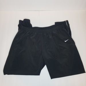 Nike Joggers Lightweight Black Large